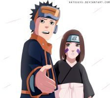 Naruto 654 Come to this side.. Obito by Uendy