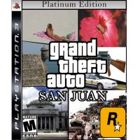 Grand Theft Auto San Juan by Mister-Lou