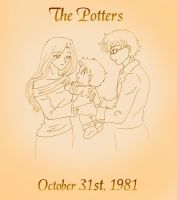 HP - Scrap - The Potters by SusiKISS