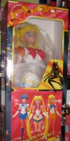 Super Sailor moon Ex Model by OWcollection