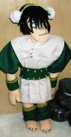 Toph Plushie by Caranth