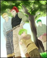Pre FE9 - Little Rolfie Awww by supertimer