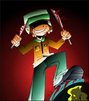 Horray, he killed Cartman by s0s2