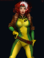 Rogue by telthona