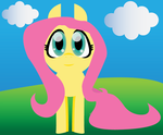 Fluttershy by sugarbaby222