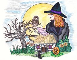 Enchanted Cottage SGG by sallygilroy