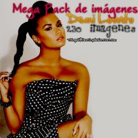.Mega Pack de imagenes Demi Lovato by ThingsOfDestiny