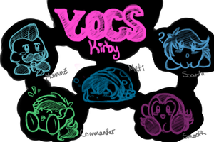 YOCS Kirby by TheCat-In-TheClouds