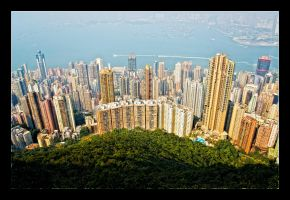Hong Kong Apartments by WiDoWm4k3r