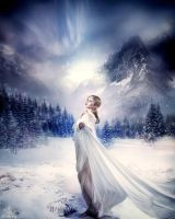 The Lady of Winter by Ferelwing