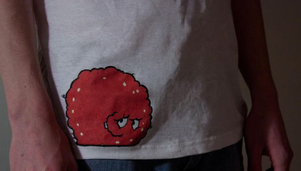 meatwad stencil by captainmarsh
