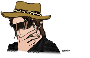 Dross Fan Art by BuhoneroxD