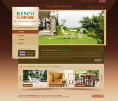 FURNITURE AND CHAIR by webmoi