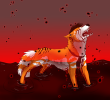 Thanks for all the wounds by Hukkahurja