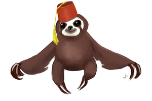 Slothy by ACicco