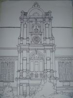 oxford building by ana-wandmaker