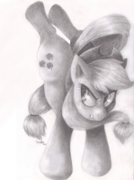 Graphite Applejack by km100t