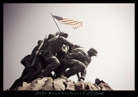 They Were Patriots by novelhill