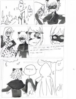 (MLB FANFICTION) Red Riding Hood Ep 1 part 8 by xanviera