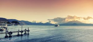 Lake Atitlan by IsacGoulart