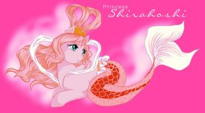OP: My Little Shirahoshi?