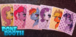 Pony Love Stickers by PoneBooth