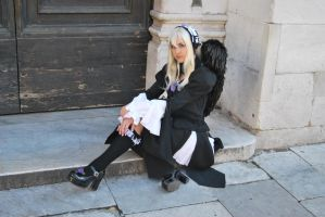 Suigintou Cosplay 2 by HappyWhenWasSpring