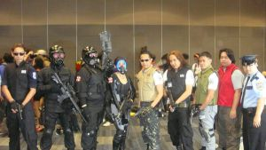 Resident Evil Cosplay by Avereal