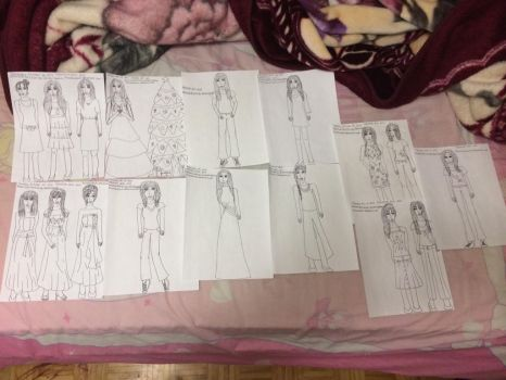 My collection by princessjulia10