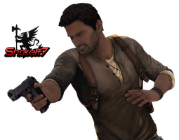 Nathan Drake - Render 7 by snakeff7