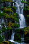 Waterfall Detail by theon07