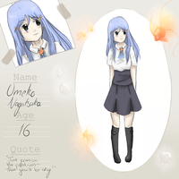 KH application: Umeko Nagatsuka by Aredia