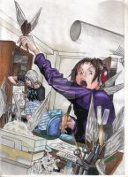 Bakuman 3...scanned by victoriapieroni