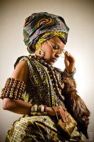 African Queen IV by PeeAsH