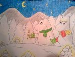 winter is coming moomin by KazeandGeira