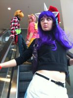PWNies at the Mall - SacAnime 2012 by sichuu