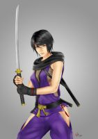 Kunoichi by TheAFN