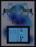 Eden - Reference Sheet by Crystal-Cinders