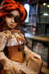 Steampunker's Library II by karla-chan