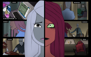 Heart Burn Ch5 Page 1 and 2 by R2ninjaturtle