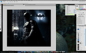 batman desktop screenshot by diesel704