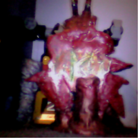 JACKLE NIGHTMAREN STATUE BACK by me by DEVIOUS-DISCORD-RP