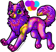 Wolf jujube-Auction-[OPEN] by danituco