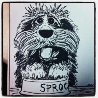 Sprocket by Kevin-B-Madison
