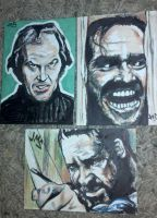 sketch cards by Jimstephenson72