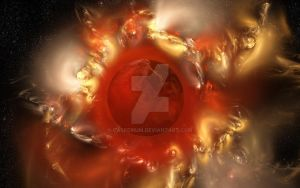 Angry Red Planet WS by Casperium