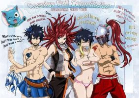 Fairy Tail Cosplay Win Or Fail? by wolfpredator22