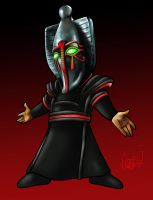 The Gift of Sutekh...Chibi by Marker-Mistress