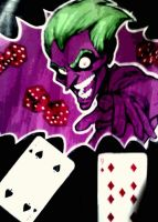 The Joker by Xmukkah