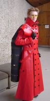 Vash Trigun Cosplay 1 by AmethystArmor